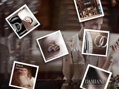 App Damiani Gioielli
