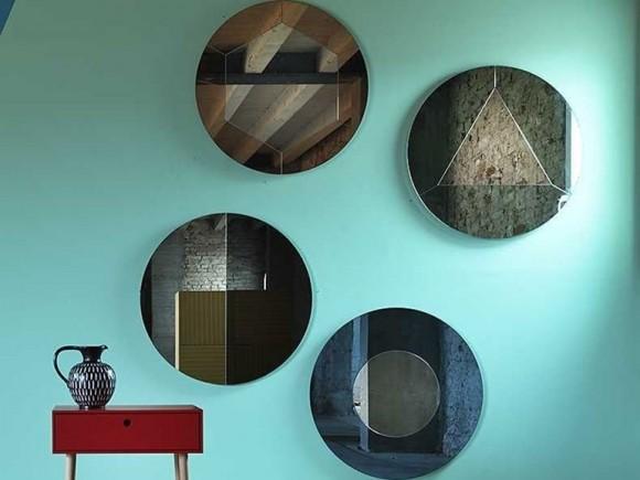 Specchio da muro tropicana
