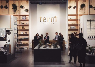 Ferm Living |Hall 8 | Stand A51 / B52