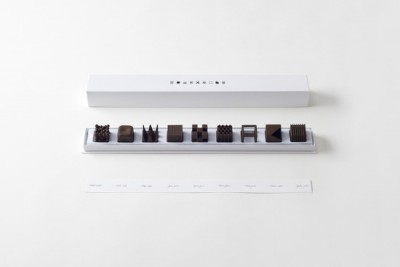 nendo-chocolatexture