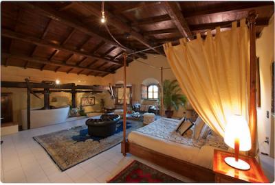 Royal Suite, appartamento del Bottaccio