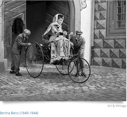 Bertha Benz