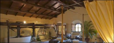 Foto Suite dell'Hotel Relais Il Bottaccio in Toscana, albergo 5 stelle a Forte dei Marmi