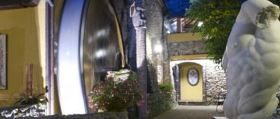 Hotel Relais Lusso in Toscana, Il Bottaccio: Elemento strutturale