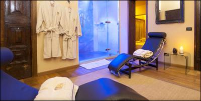 Spa per il wellness, fitness e benessere - la cura del corpo al Bottaccio in Toscana