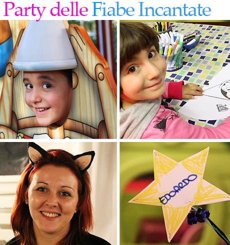 Party delle Fiabe Incantate